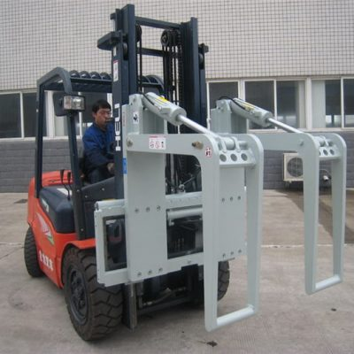 Attachments Forklift Hydraulic Holder Log