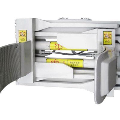 Attachment Hidraulîk Double Drum Clamp Attackift Forklift Best Quality