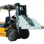 Forklift attachment brick dagirtî
