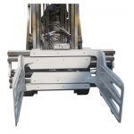 Forklift Rotary Bale Clamp