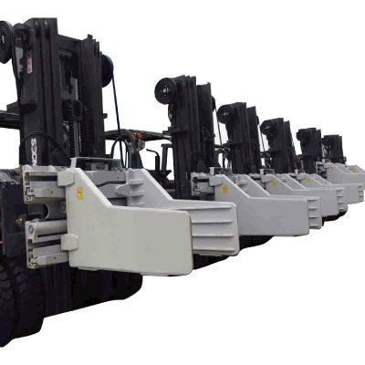 2.7 Tonesên Forklift Bale Clamp Attachments