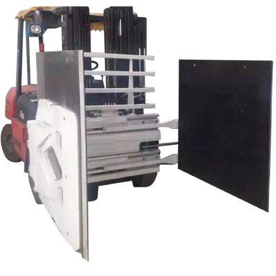 Forklift Hilbera Kartonê ya Kevir