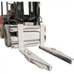 Kembera Bloka Hîdroulîk a Forklift Attachment