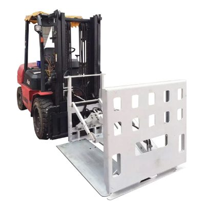 Push Poll Forklift Attachment