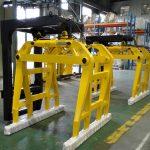 For Sale Forklift Forklift Concrete Bell Type Blocks For Sale