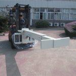 Hundirên Forklift Attachments Glass Handler
